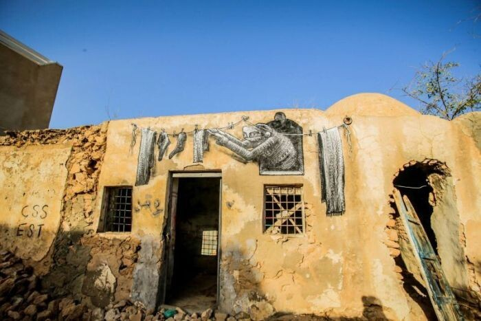 Расцвет уличного искусства в Тунисе 8fe865bc6091a2986024e23420a8e360
