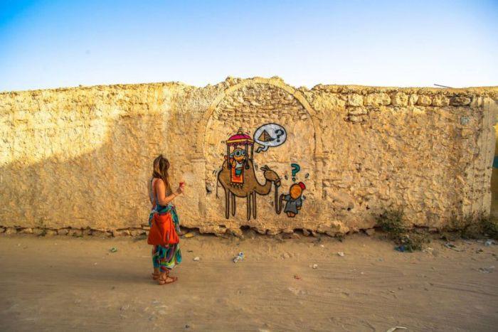 Расцвет уличного искусства в Тунисе B28a3decc25fc6e13e3779b71eff08c7