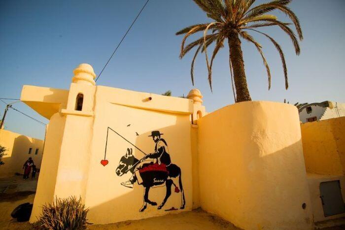 Расцвет уличного искусства в Тунисе F831101d92e332406d673128b7ae3661