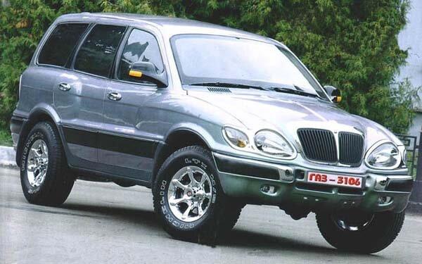 Экспериментальные модели советских автомобилей  144887