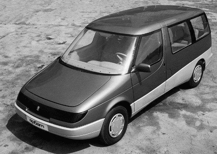 Экспериментальные модели советских автомобилей  Experemental_azlk-2139