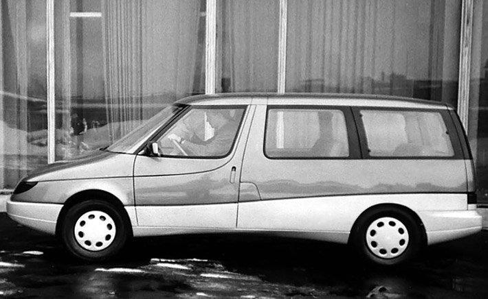 Экспериментальные модели советских автомобилей  Experemental_azlk-2139_2