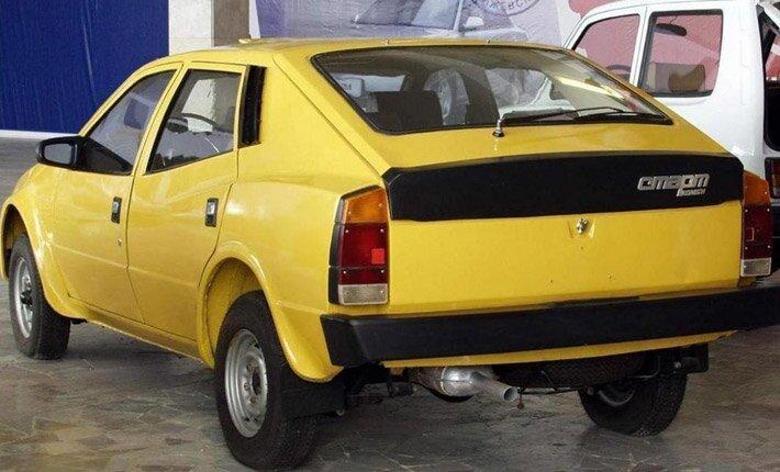 Экспериментальные модели советских автомобилей  Experemental_ij-19_2