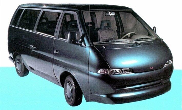 Экспериментальные модели советских автомобилей  Experemental_raf-m2