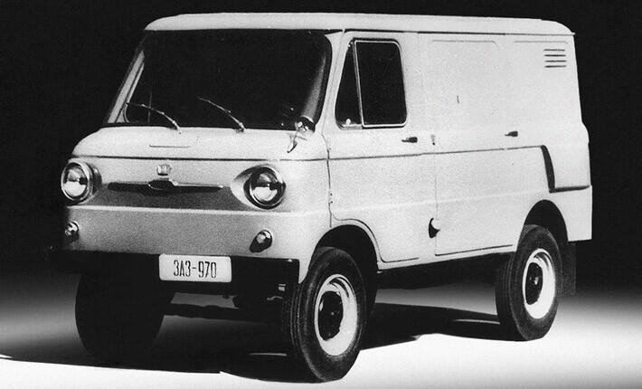 Экспериментальные модели советских автомобилей  Experemental_zaz-970b