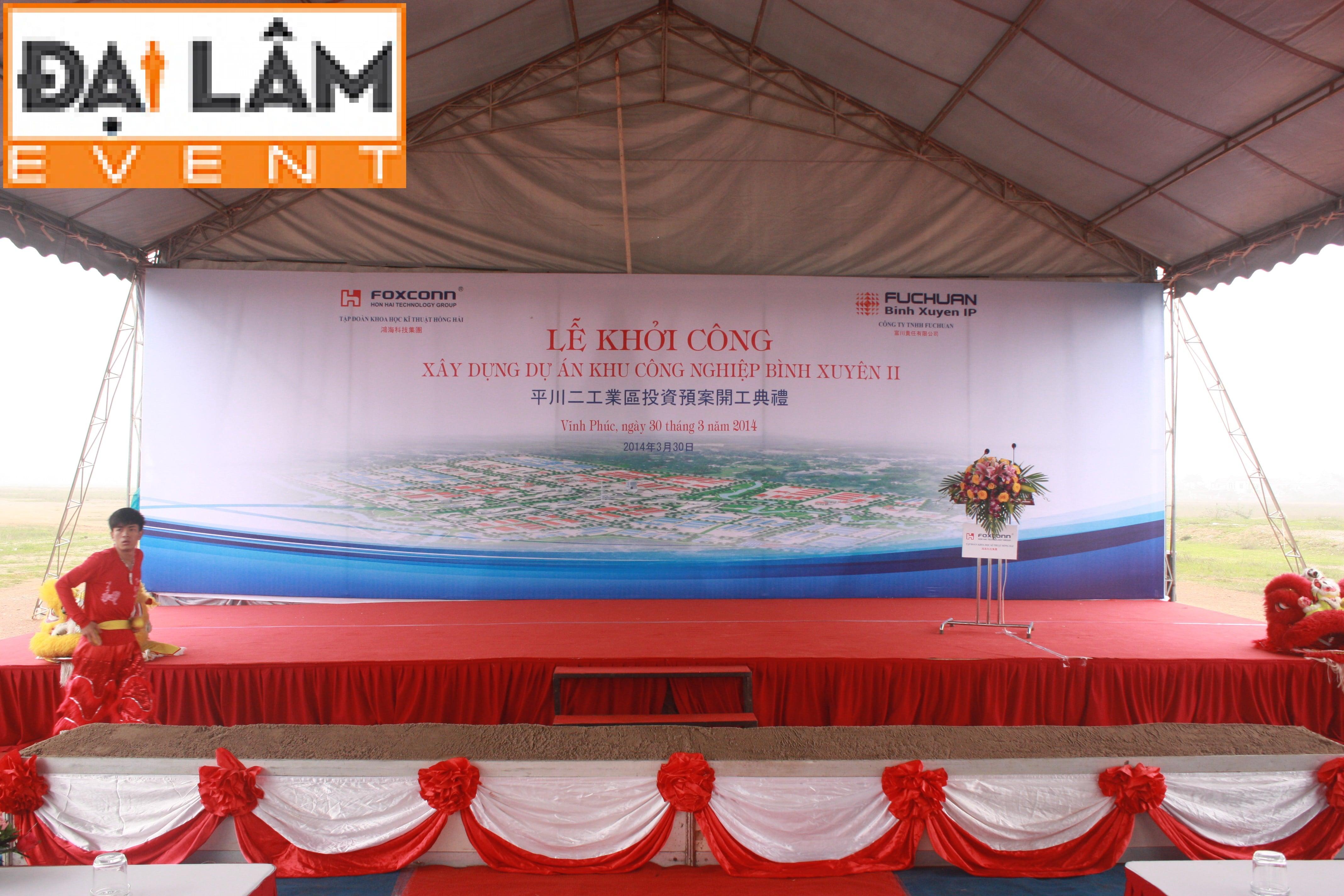 Lễ khởi công công trình Le-khoi-cong-kcn-binh-xuyen-ii-2