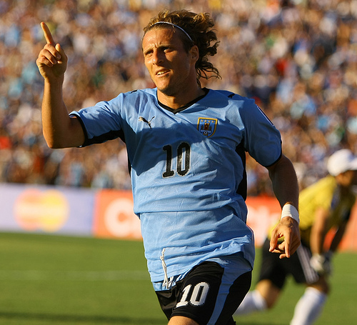 Fifa Ballon d'Or 2010 Diego-forlan