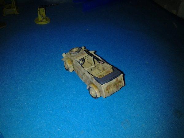 """Volkswagen type 82 """"Kübelwagen"""" airfix 1:76 0ff06695-50e0-4fd5-8510-0123f427ac77"""