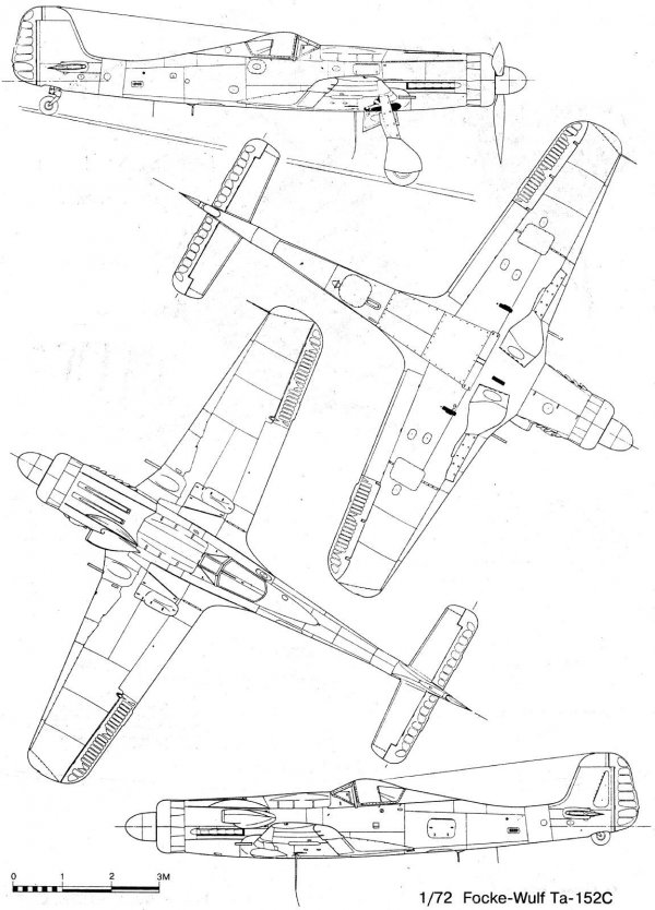 Plan du Ta-152C 4fc14d50-5c8d-456f-b4a4-8acba644bf9d