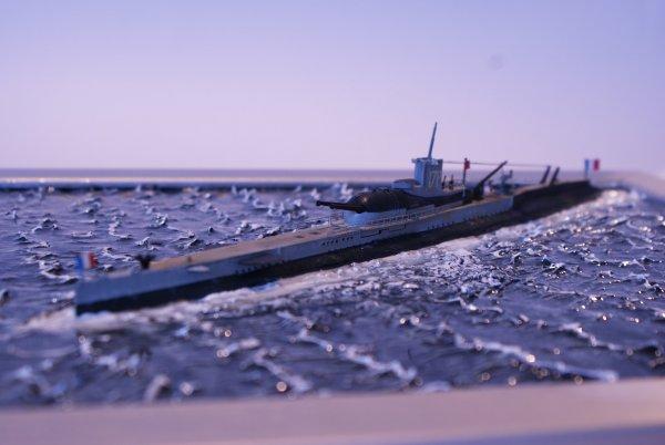 Sous-marin Surcouf au 1/400 par chenoir - Heller 56adc3f0-d43c-495a-9082-ba78dfa592cc