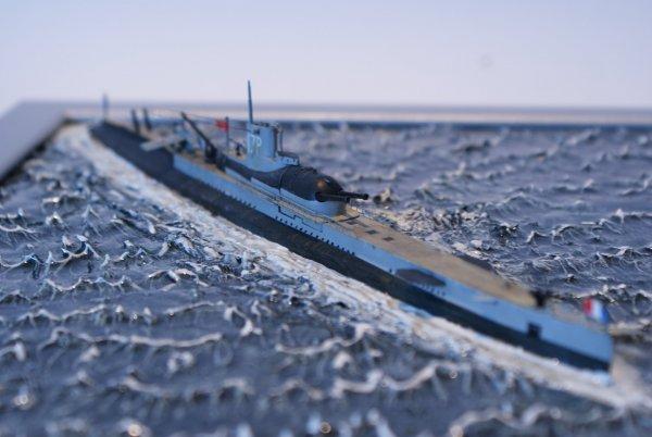 Sous-marin Surcouf au 1/400 par chenoir - Heller 6e16c0e6-b762-44ec-86a0-16605550e105