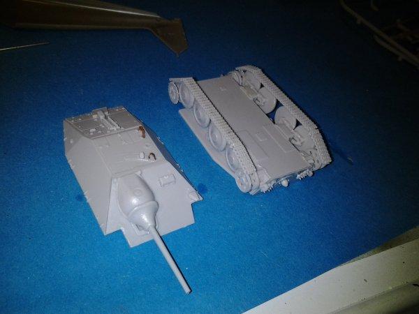 """Jagdpanzer 38 Hetzer """"late"""", UM 1:72 7a99ebb1-ff5c-41df-831b-fed70653de0f"""