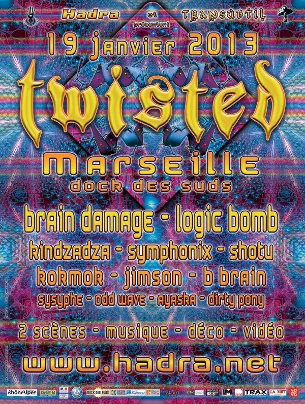 Twisted [ Hadra & Transubtil]  19/01/2013 FRANCE 90d4b098-574e-4569-8041-35c22e0ffa4b