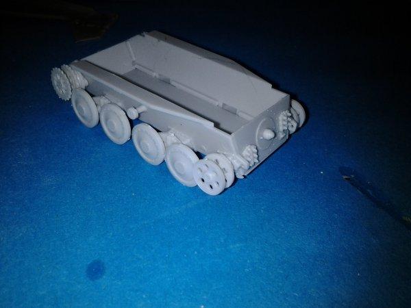 "Jagdpanzer 38 Hetzer ""late"", UM 1:72 9ee55e1d-de6f-4c30-be9c-5c56e86facfb"