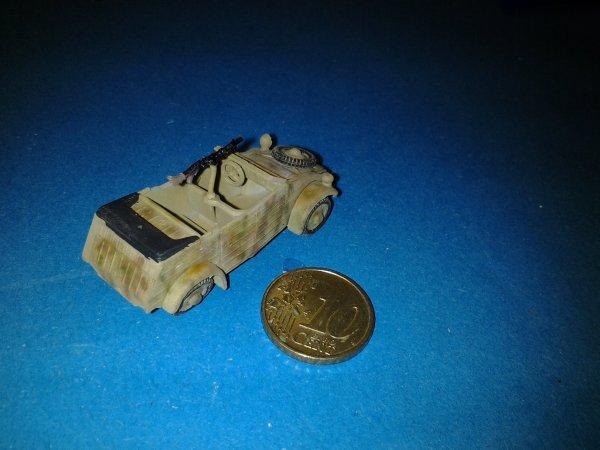 """Volkswagen type 82 """"Kübelwagen"""" airfix 1:76 A58f6e09-f61e-4ab9-80da-a4f4b782ad6f"""