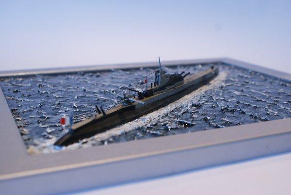 Sous-marin Surcouf au 1/400 par chenoir - Heller D8e7abe7-05ed-45cb-be43-953c3699a1d0