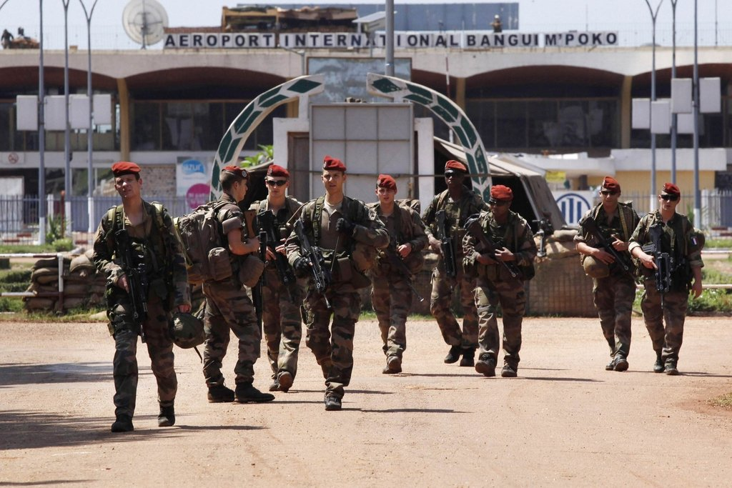 Intervention militaire en Centrafrique - Opération Sangaris 04752f19-2841-4716-a71a-5806a8a532b1