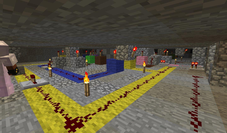 Redstone Puzzles 0e7521d0-e3d0-4fbd-bd7c-467692dd58b9
