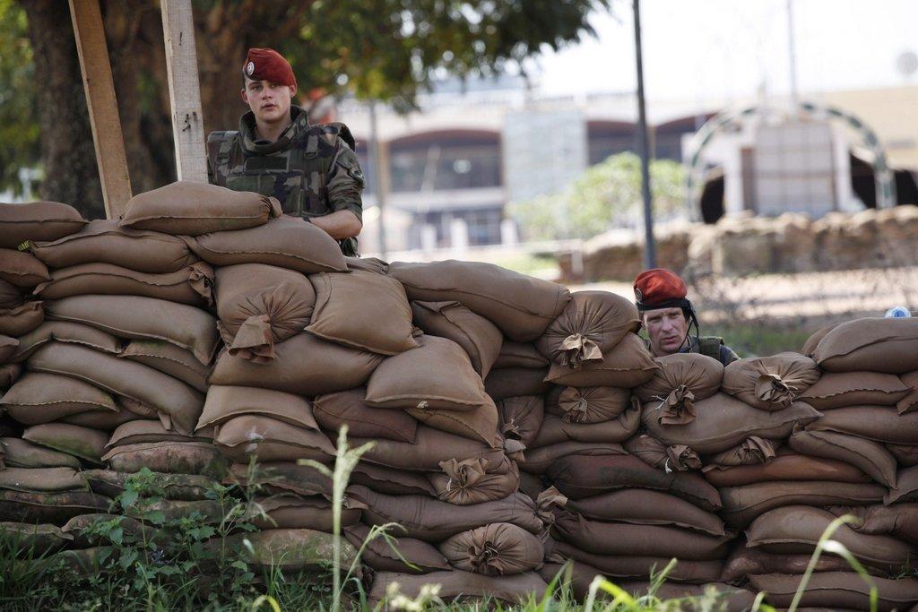 Intervention militaire en Centrafrique - Opération Sangaris 124da494-76d8-41c8-a78b-a55cbd72730d