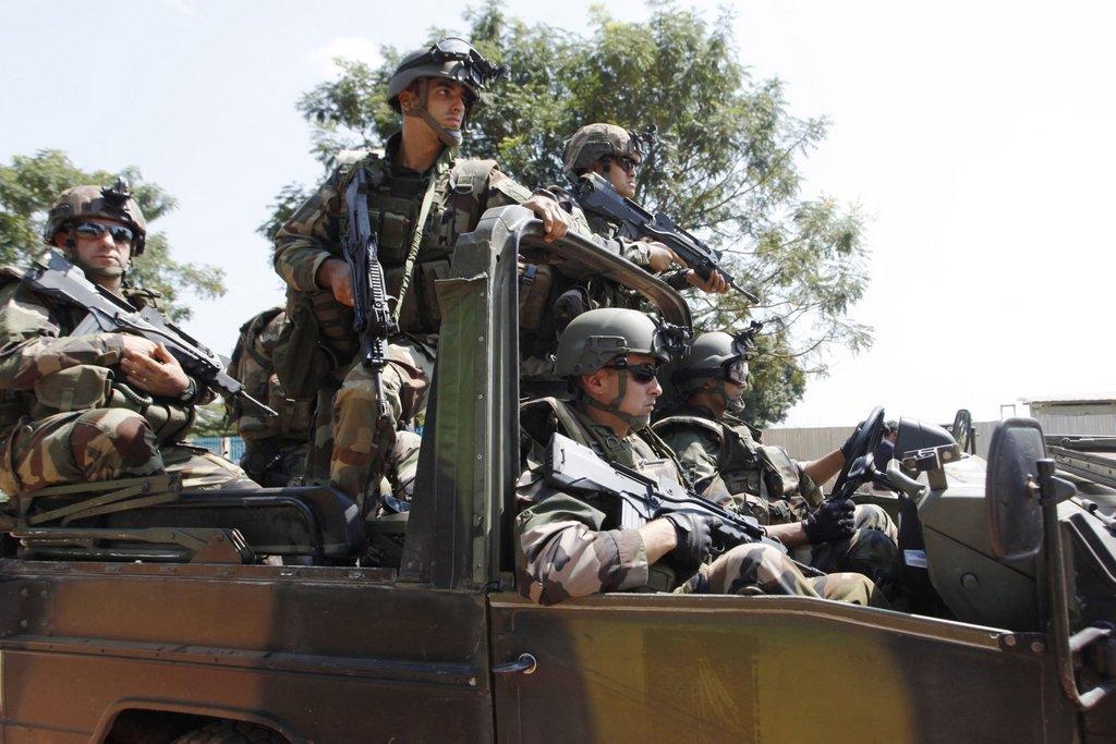 Intervention militaire en Centrafrique - Opération Sangaris 40979365-32c3-4542-b41f-c231f61a3593