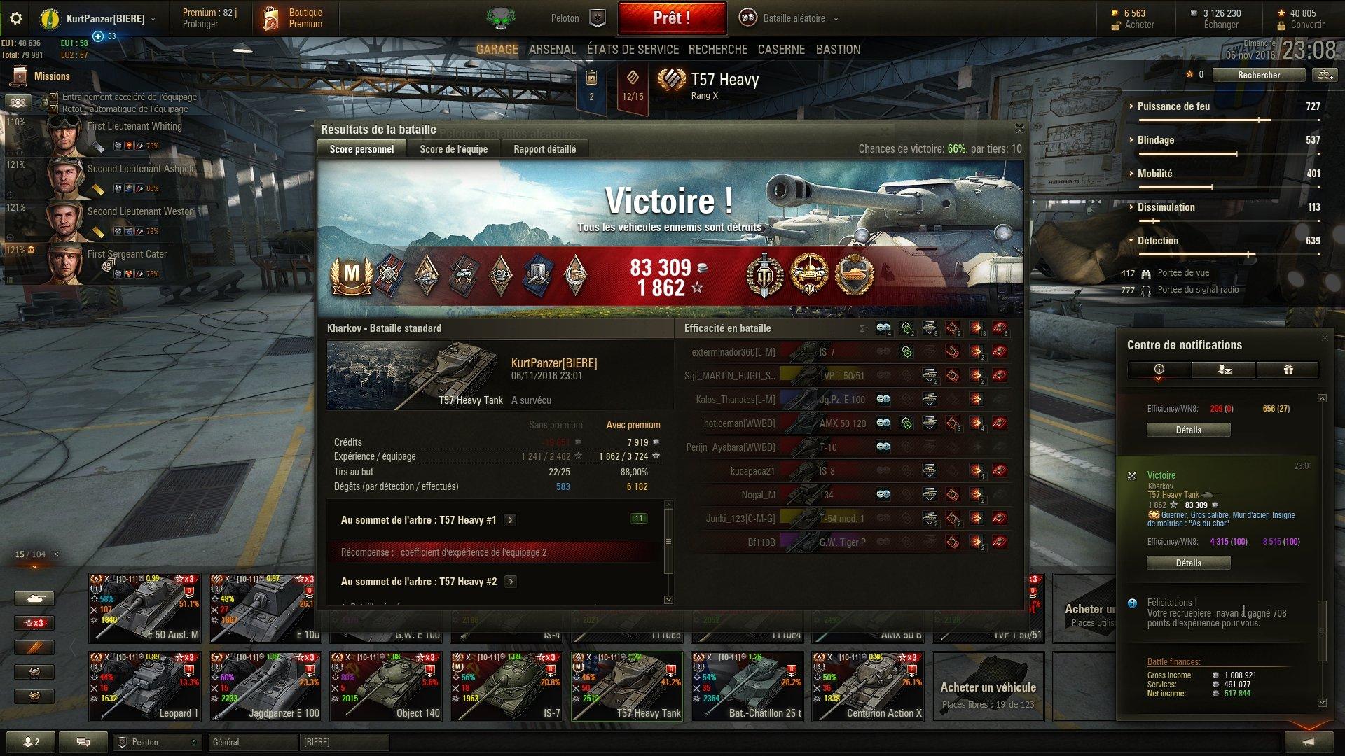 Screenshots et rapports de batailles - Page 12 5eaee8a9-76e6-4698-a813-98d27f33391c