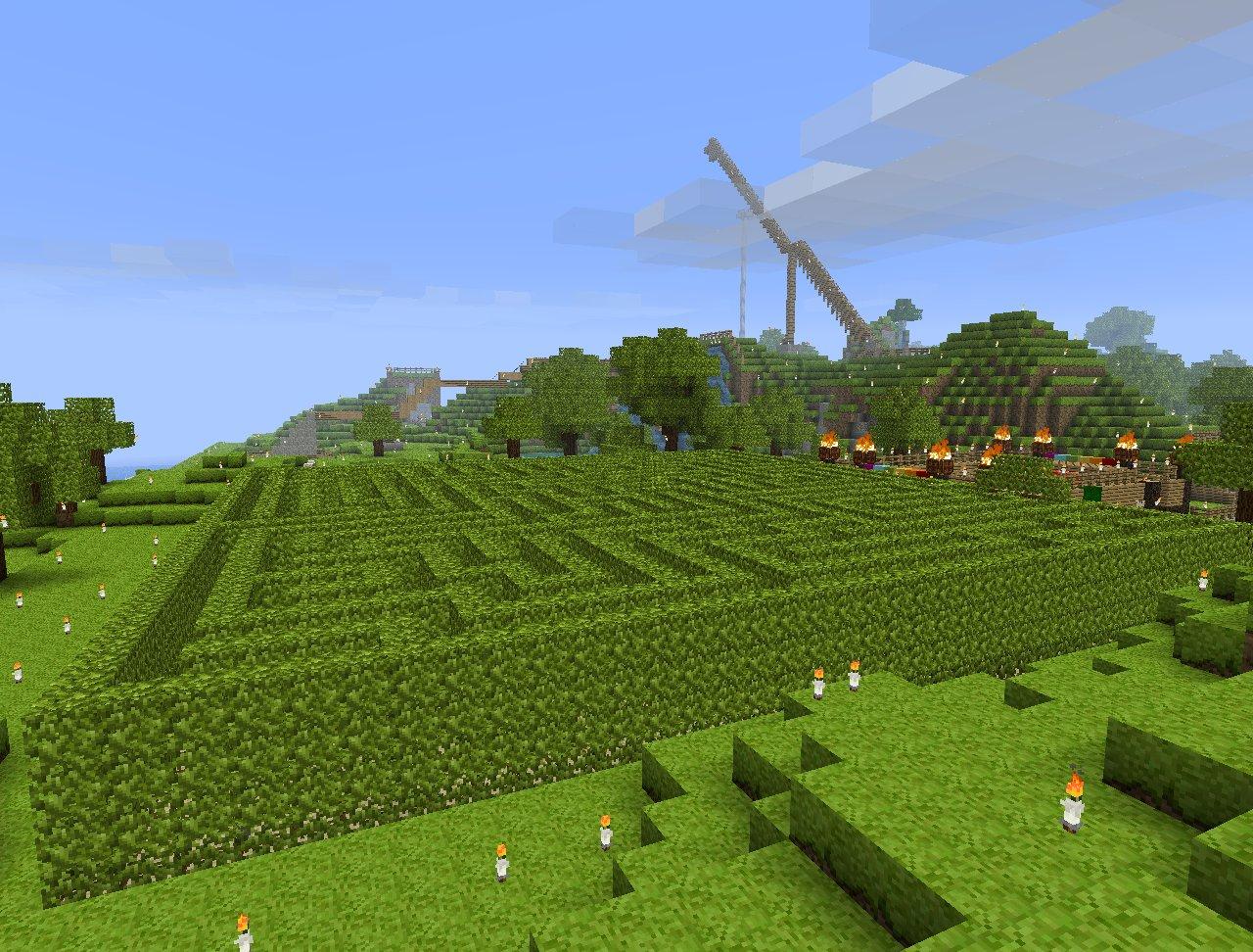 Le labyrinthe végétal C0a811f6-89af-4d62-be97-64bdea46dc34