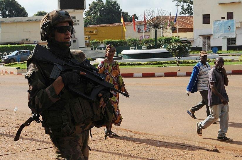 Intervention militaire en Centrafrique - Opération Sangaris C9164e6e-ff63-4bc4-a61c-72c4d83d583c