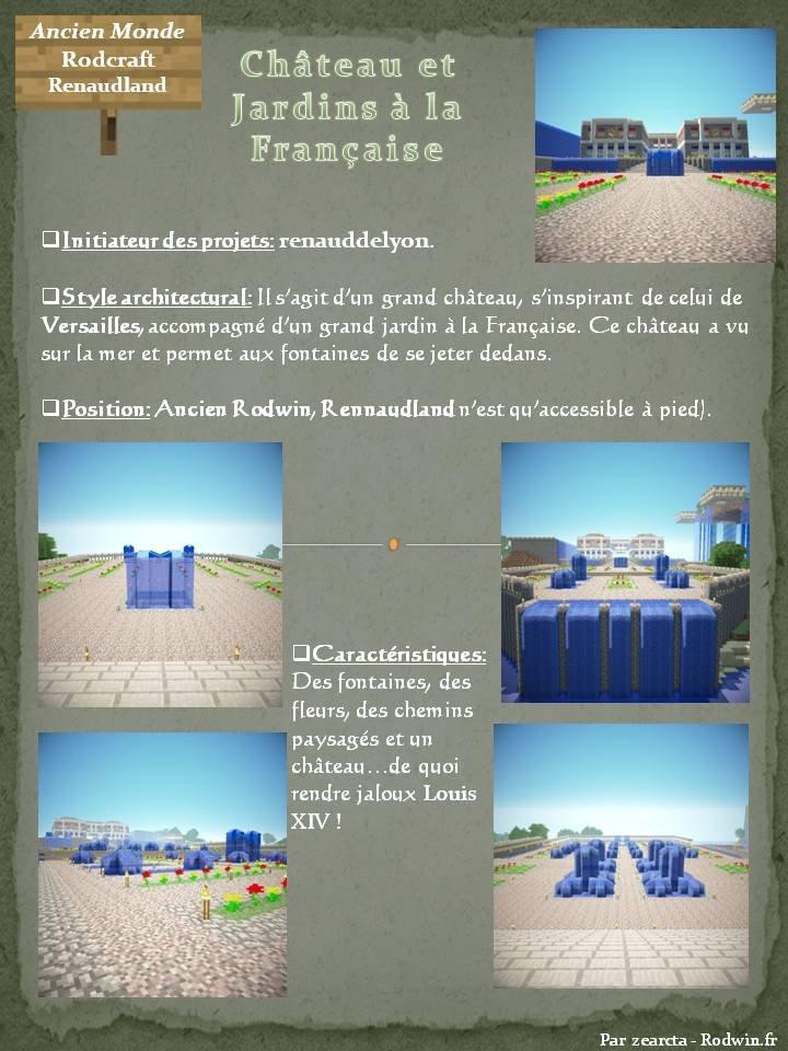 Chateau et jardin à la francaise E3a14783-53eb-4a19-9387-7090594d252a
