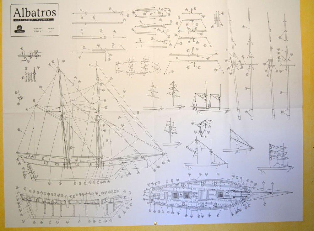 L'Albatros 1:50 de Constructo  E5e525f6-578a-48b1-abfe-82aa2495fcd2