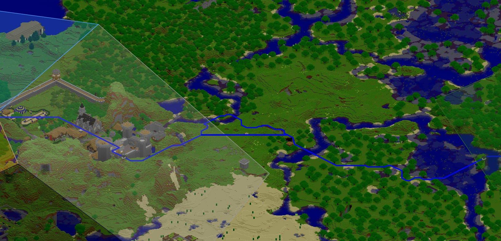 Ligne de métro vers Zalazane (ligne bleue et ligne blanche) Fedb2d13-d63b-488e-832d-4c00fc75da71