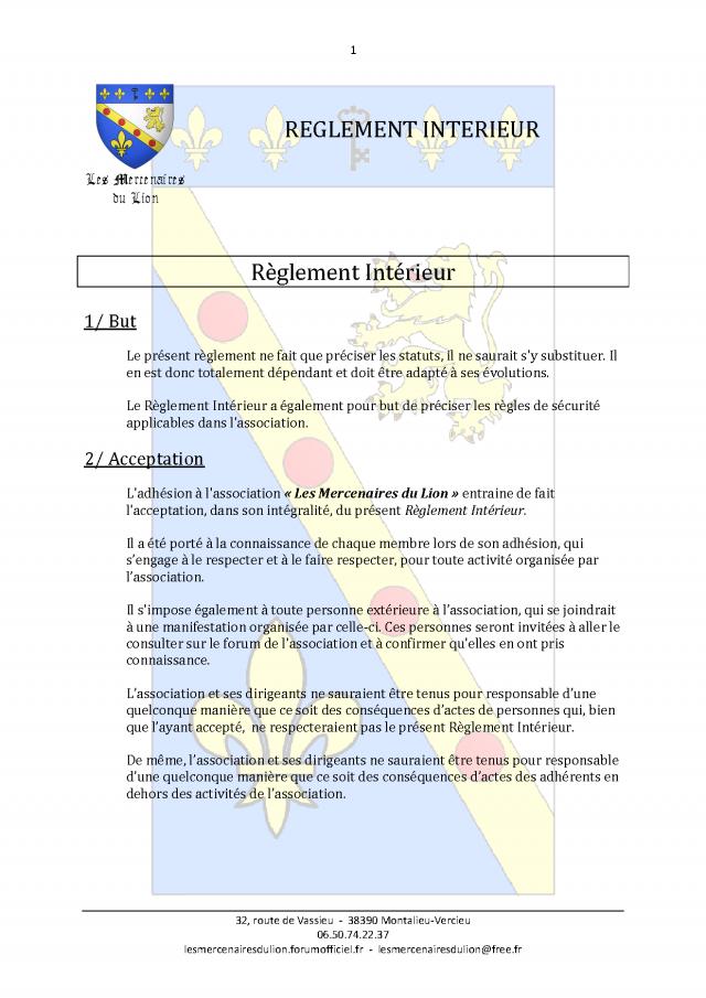 Reglement de l'Association 4e88df2d7e97ea6caa01327fbca27ae3.md