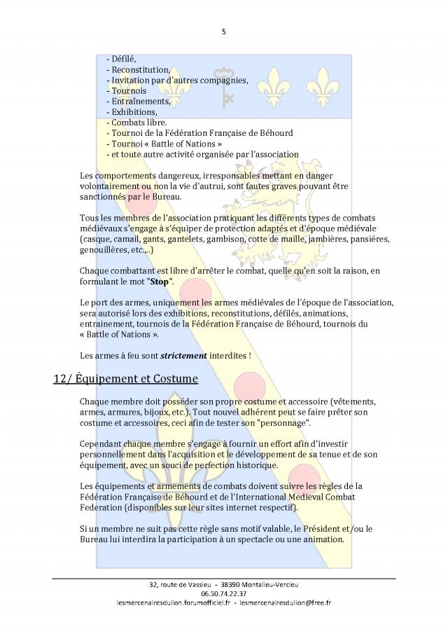 Reglement de l'Association B75c40870688fcd562b51be0f6454344.md