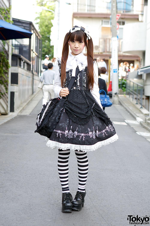 La mode Lolita TK-2013-05-18-009-001-Harajuku