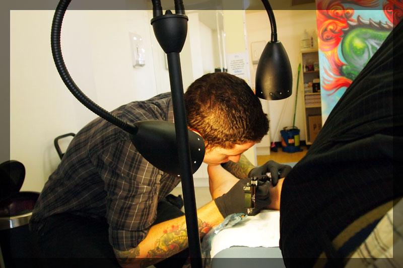 My new Scandal tattoo. PB223113b