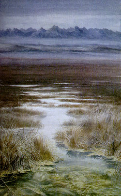 Elysium: Sombras em Nevriande (D&D 3.5) 250px-Alan_Lee_-_The_Passage_of_the_Marshes
