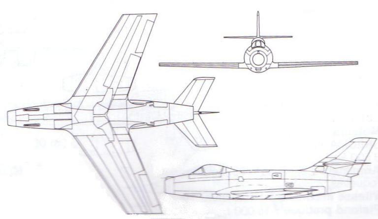 موسوعة اجيال الطائرات المقاتلة واشهر طائرات كل جيل - صفحة 3 Mystere2
