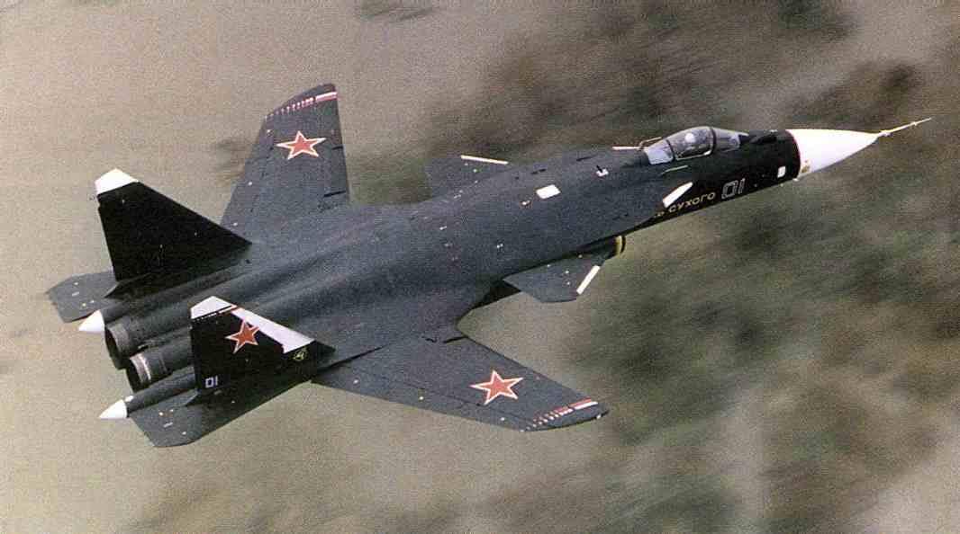 JETS JETS JETS Su-47-2