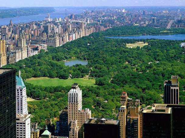 10 самых красивых парков в мире C2