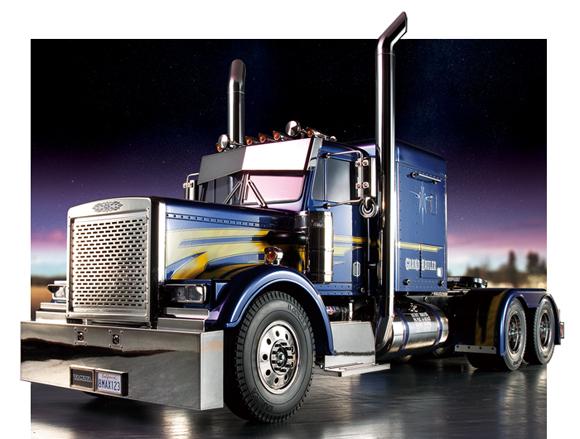 Grand Hauler de Tony - futur Log truck Azzesdftaes