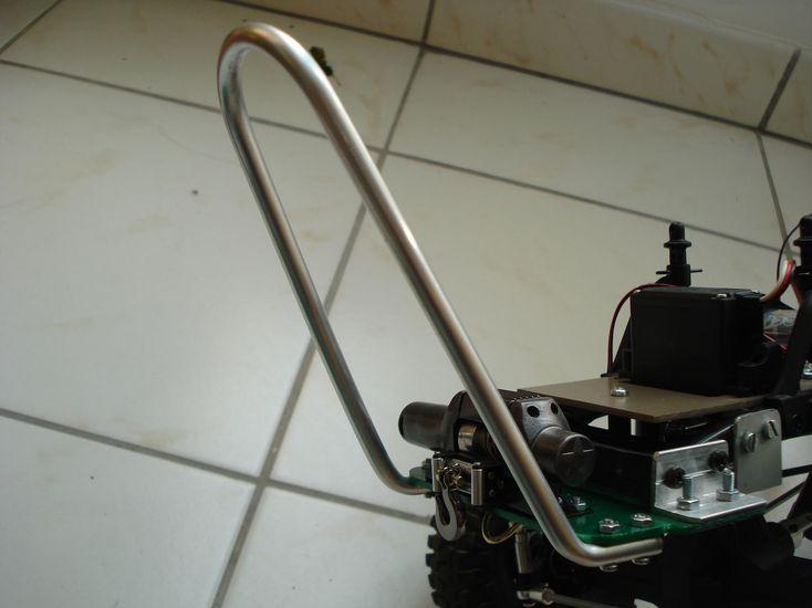 SCX10 Axial - Projet Ford F100 1966. DSC04178