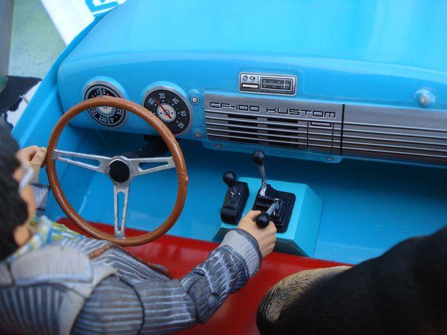 SCX10 Axial - Projet Ford F100 1966. DSC04458