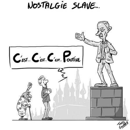 A RIRE OU EN PLEURER OU REVUE DE PRESSE SATIRIQUE - Page 6 .nostalgie_slave_m