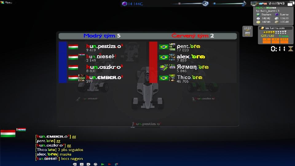 Group D Week 3 : Hungary vs Brazil, 25/11, 2:00 CET HUNxBRA_01