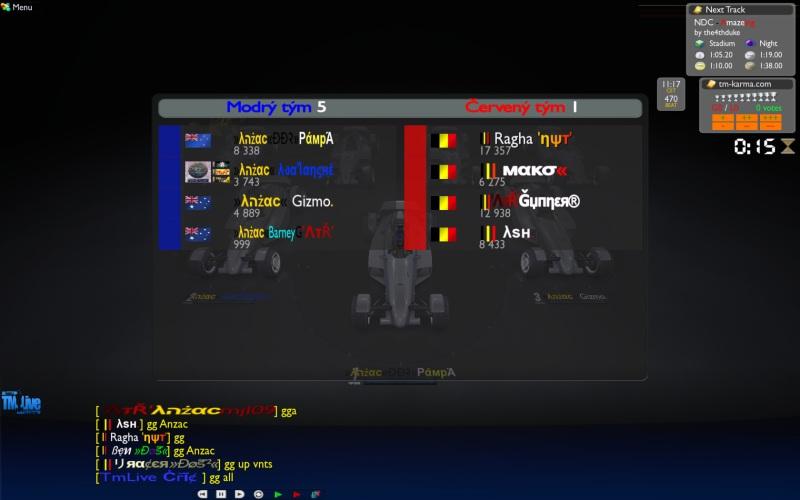 Play off - QF 2 : Australia&NZ vs Belgium, 2/12, 11:00 CET Anz_be1