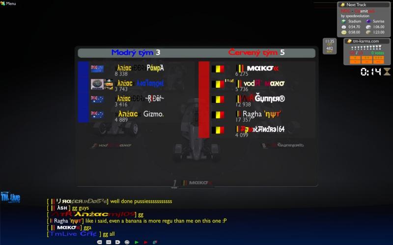 Play off - QF 2 : Australia&NZ vs Belgium, 2/12, 11:00 CET Anz_be2