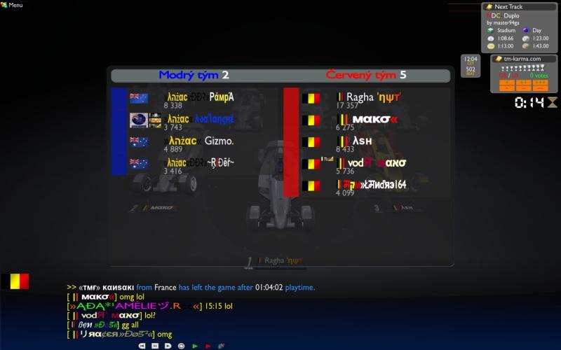 Play off - QF 2 : Australia&NZ vs Belgium, 2/12, 11:00 CET Anz_be4
