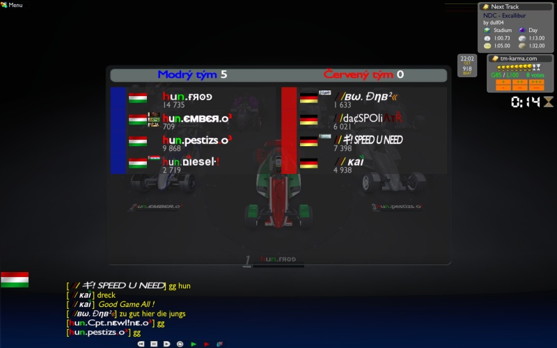 Play off - QF 4: Hungary vs Germany, 2/12, 21:30 CET Hun_ger2