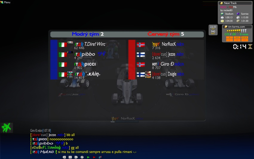 Group B - Week1 - Italy vs Nordic 12/11 21:30 CET It_no4