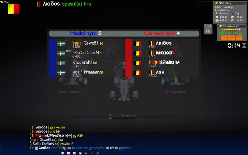Group C Week 3 : Sweden vs Belgium, 25/11 - 20:00  CET Swe_be4