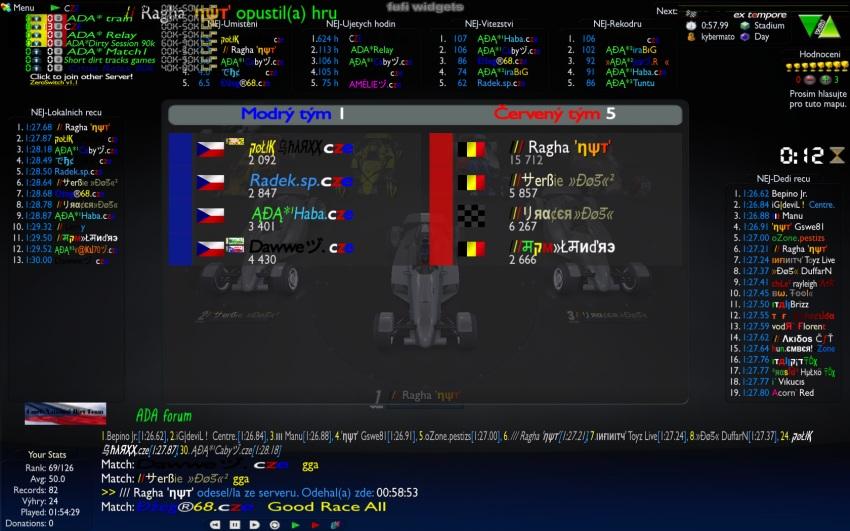 Friendly match : CZE vs Belgium, 22/10, 21:30 CET  Bg_map4